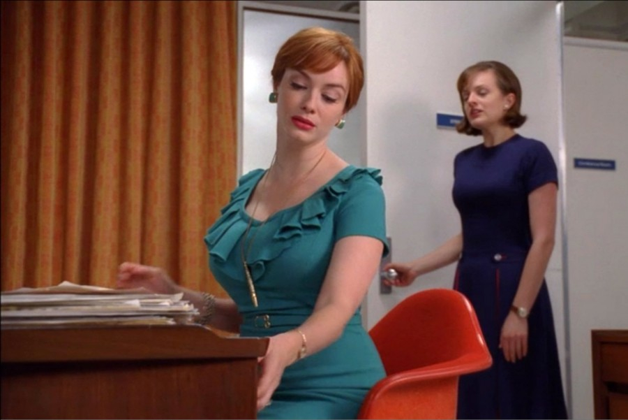 Eames Chair Mad Men