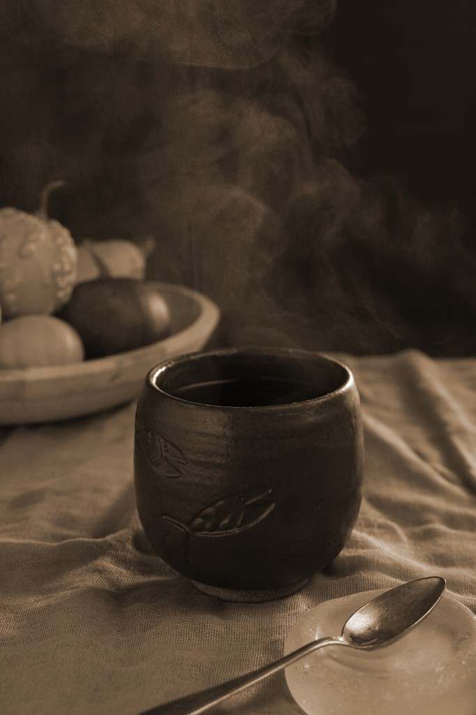 Wabi-sabi mug from Simply Imperfect, photo by Joe Coca